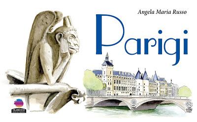 Sketchbook/ taccuino di viaggio - PARIGI