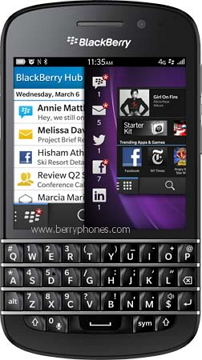 BlackBerry Q10 Qwerty Smartphone