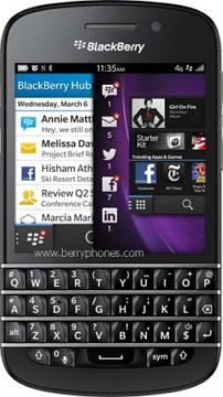 BlackBerry Q10 Qwerty Smartphone
