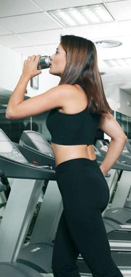 hidratación en el deporte y actividad física