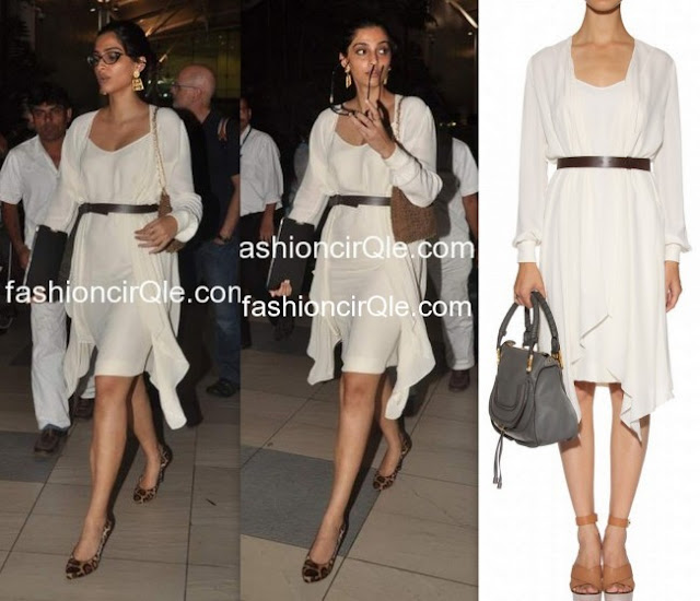 Sonam Kapoor Cannes chloe dress