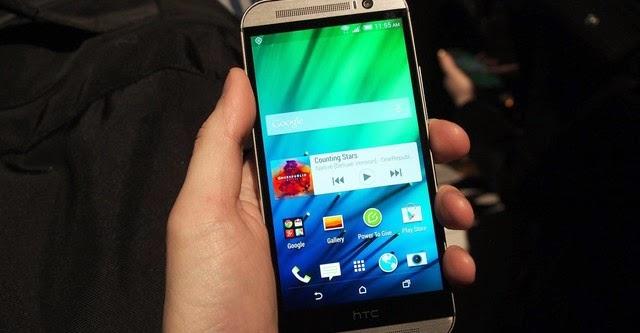 Cách khắc phục 8 lỗi thường gặp trên HTC One M8