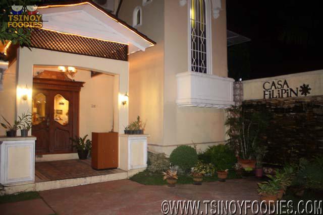primero casa filipino