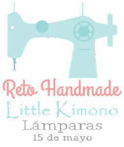 Reto Handmade Lámparas - 15 de Mayo
