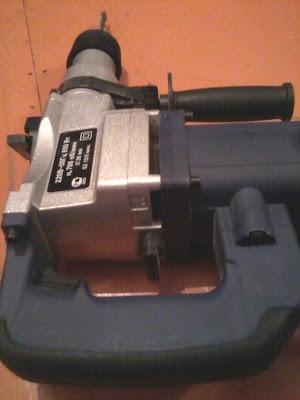 Диолд ПРЭ-4, фото, смоленский перфоратор, вид сбоку