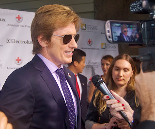 Denis Leary interviewed at the ARC Red Tie Gala