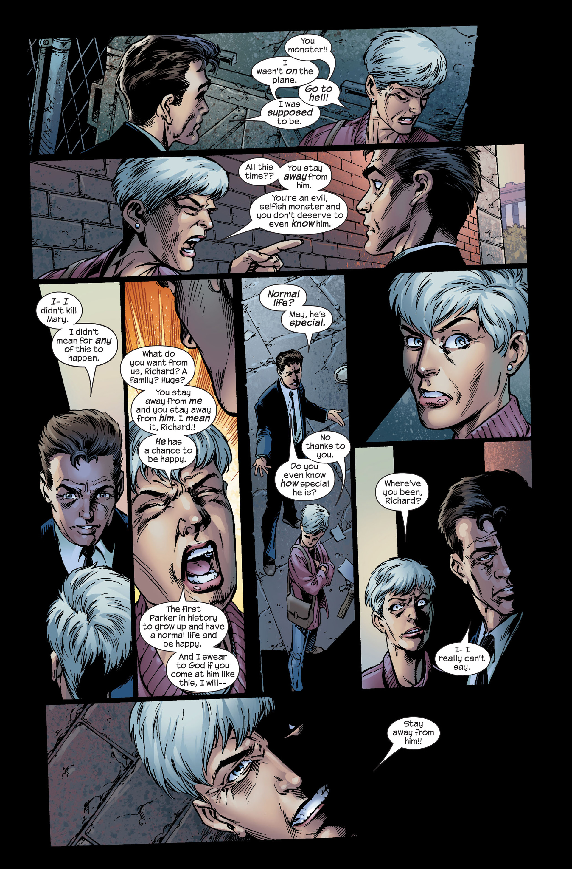 Ultimate Spider-Man (2000) Issue #100 #104 - English 22