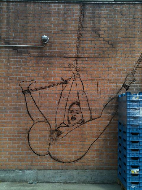dessin erotique pornographique bondage