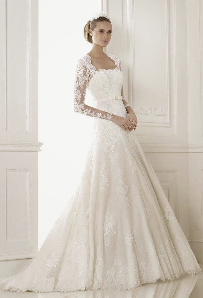 Pronovias 2015 Bridal Collections