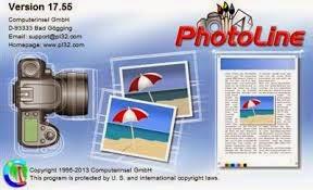 برنامج photoline 2014 لتصميم الصور وتحريرها