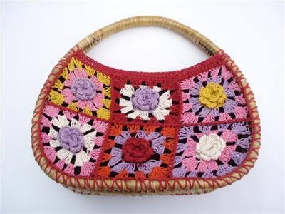 Free Crochet Patterns For Purses Free Crochet Patterns