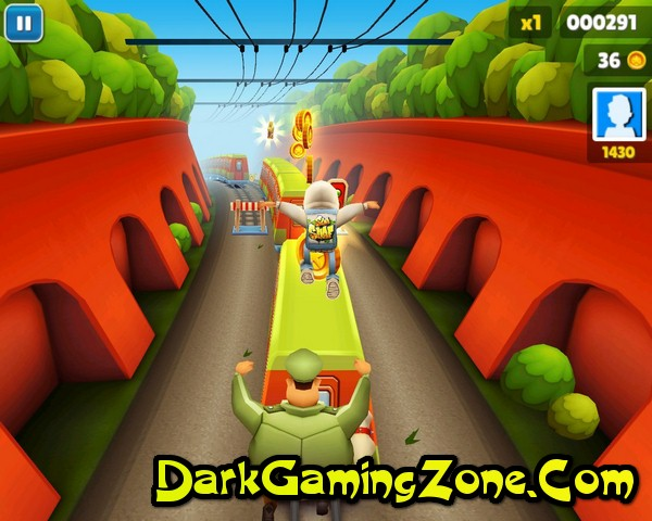 subway surfers computer game