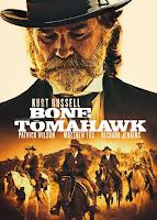 Bone Tomahawk DVD Cover