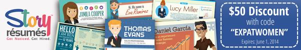 resume, story resumes, creative resumes, career, jobs, get noticed