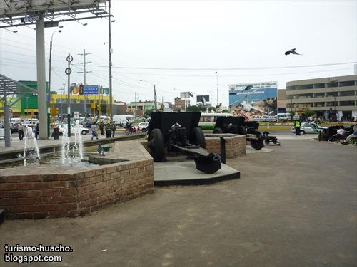 Parque Temático Héroes del Perú