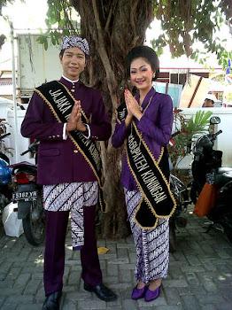 Mojang & Jajaka Pinilih 2012
