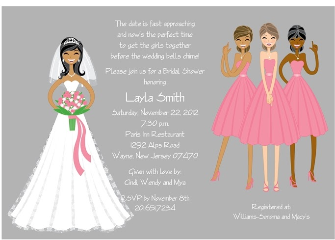 ... 24th february 2012 by kanae j labels bridal showers wedding stationary
