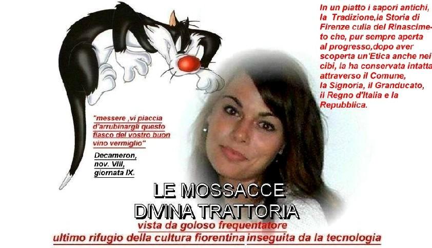 """LE MOSSACCE DIVINA TRATTORIA VISTA DAL """"GOLOSO FREQUENTATORE"""" TRIMALCIONE BLOG"""