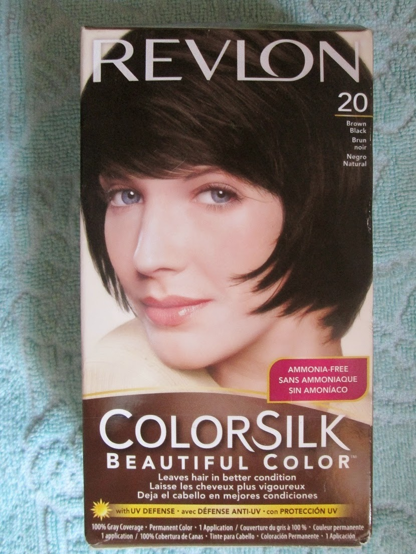 Revlon Brown Black Hair Color In 2016 Amazing Photo Haircolorideas