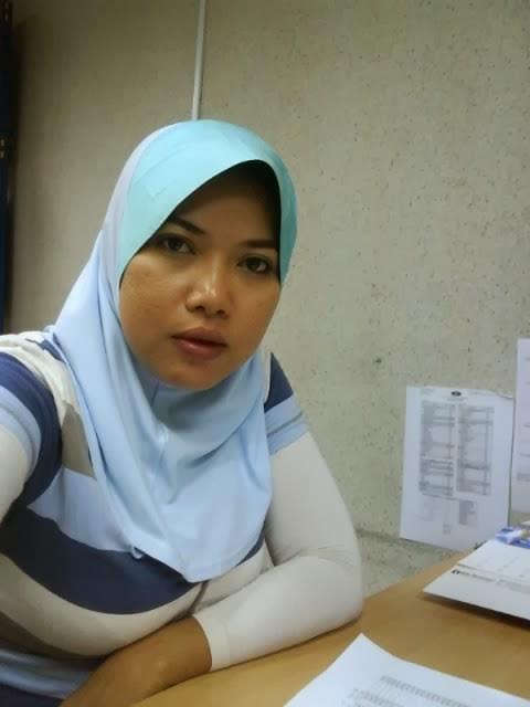 Gambar Bogel » Tudung di Pejabat | Melayu Bogel