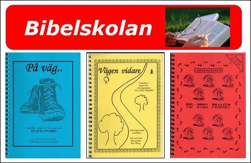 Bibelskolan - TIO STEG I TRO