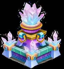 imagen del templo magico de monster legends