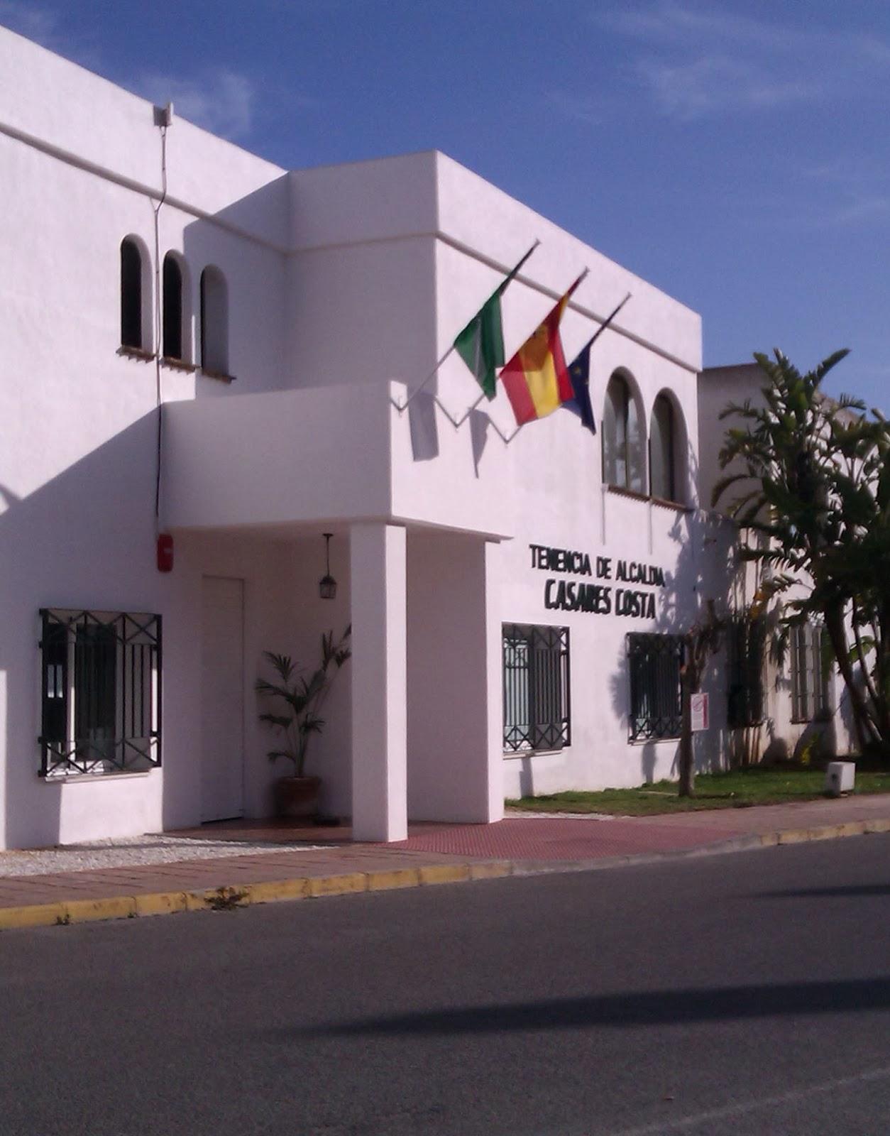 Casares informacion reuni n para las familias los alumnos for Oficina comarcal agraria