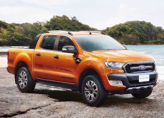 2018 Ford Ranger Australia Reviews