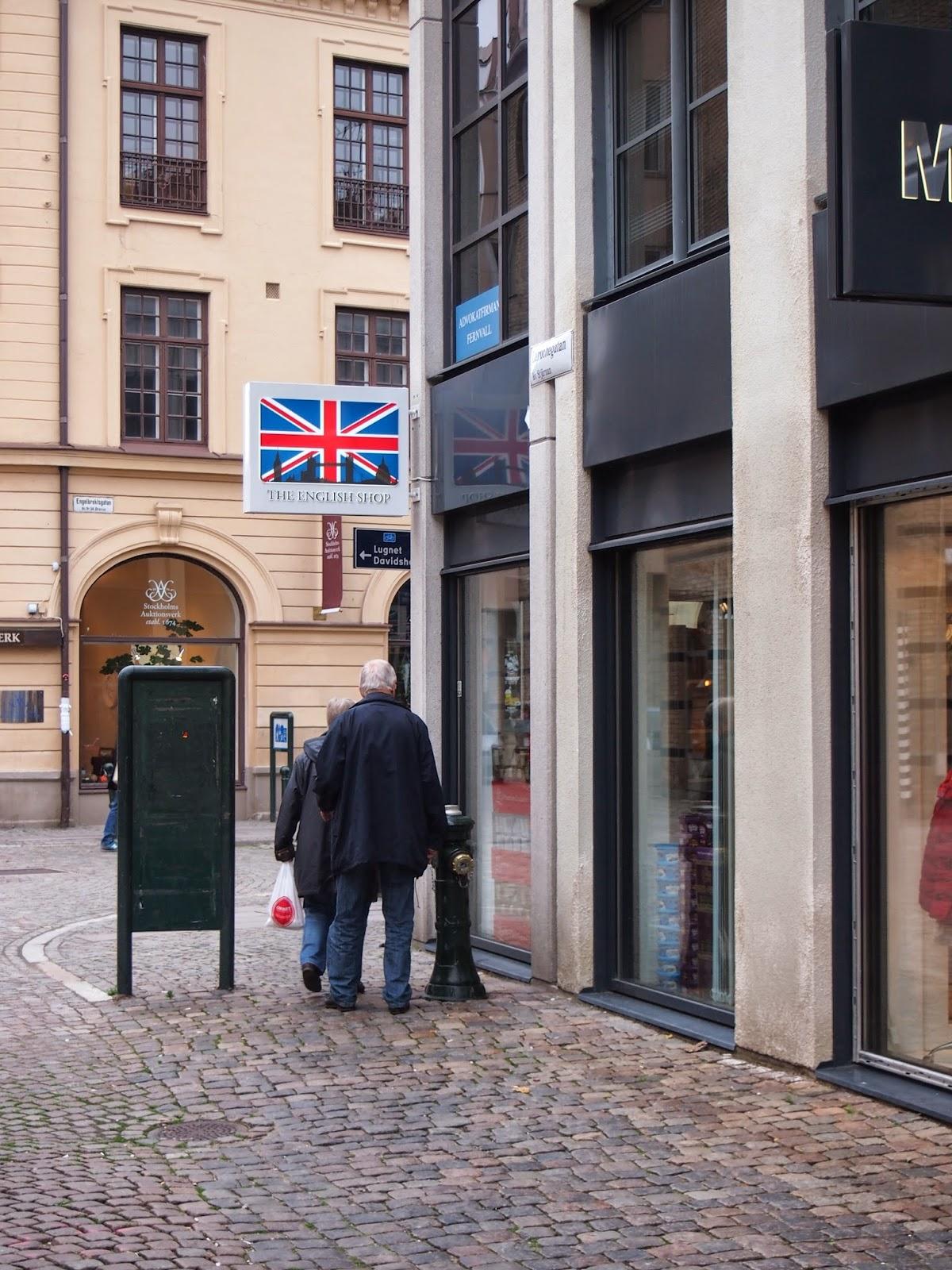 The English Shop in Malmo