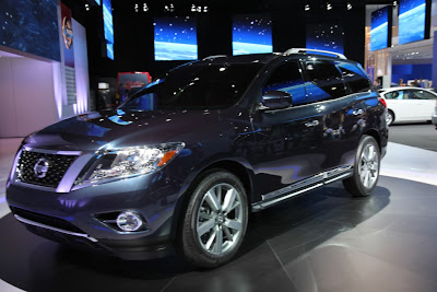 2013 Nissan Pathfinder Release Date & Review