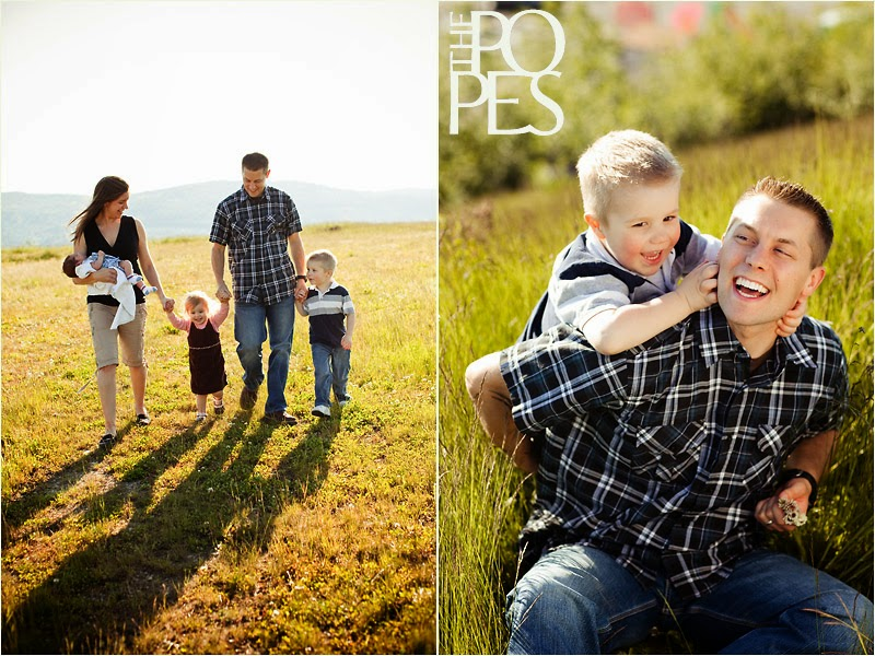 Redmond Lifestyle Family Kids Photography