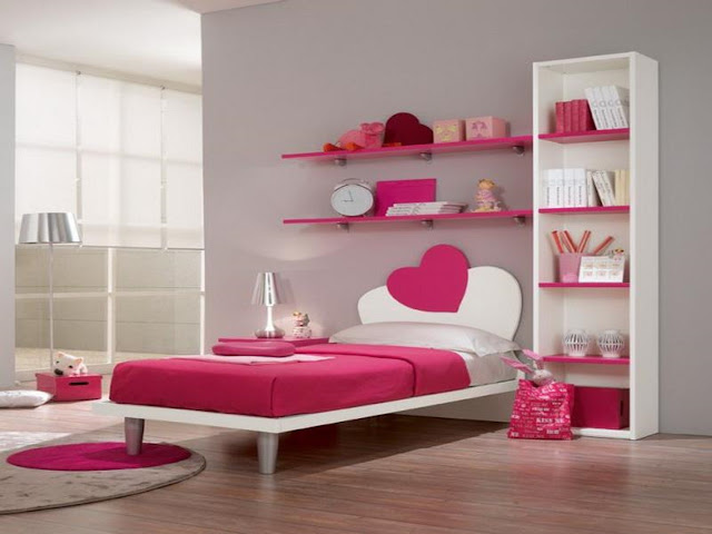 Cool Girl Bedroom Ideas