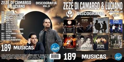 Discografia Zezé Di Camargo & Luciano Vol.3 2016
