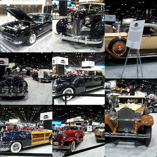 2013 Chicago Auto Show Classic Cars