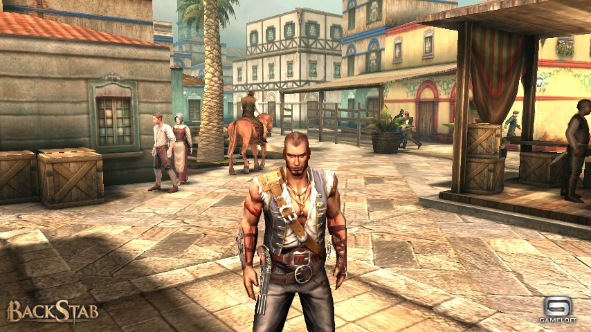 Download backstab hd apk+data highly compressed (1 mb)