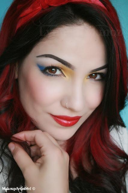 Make Up Artist Me Like Snow White A Snow White