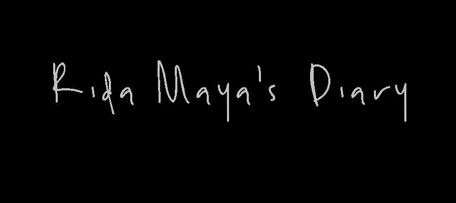 RidaMaya's Diary