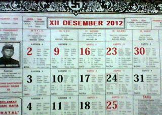 Fakta-fakta tentang Desember