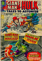 Tales to Astonish #63 comic image