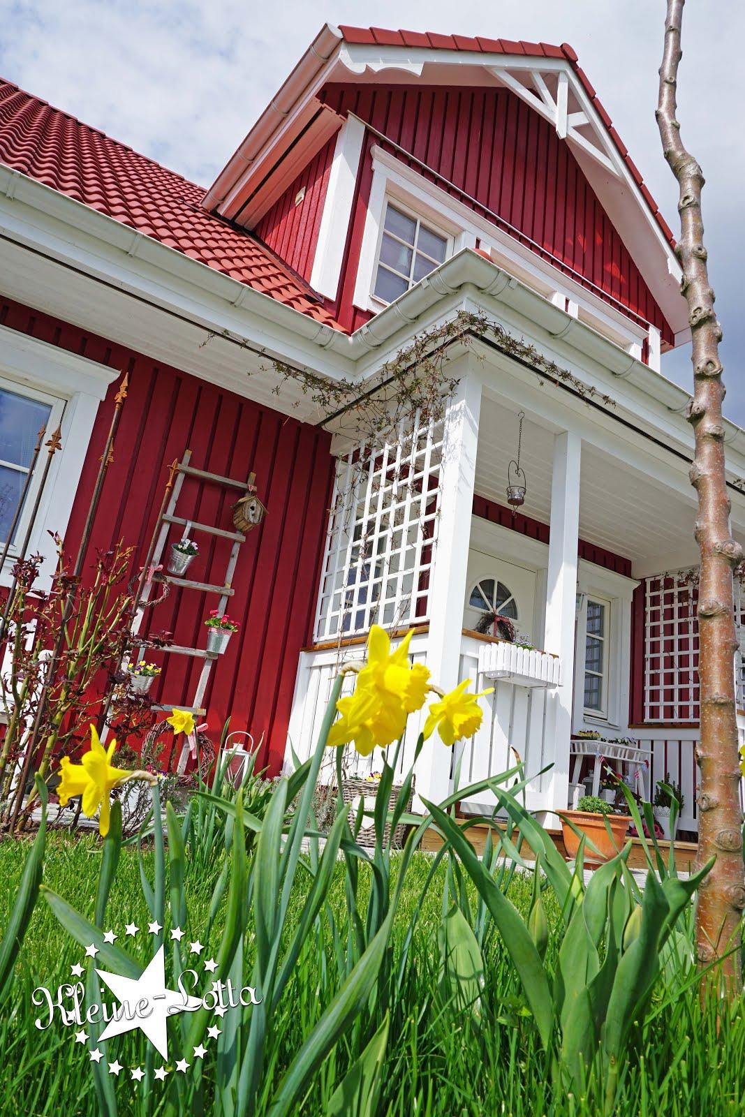 kleine lotta unser schwedenhaus die gartensaison hat. Black Bedroom Furniture Sets. Home Design Ideas