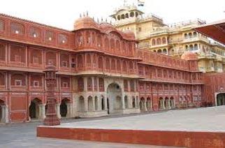 Keunikan Pink City Jaipur