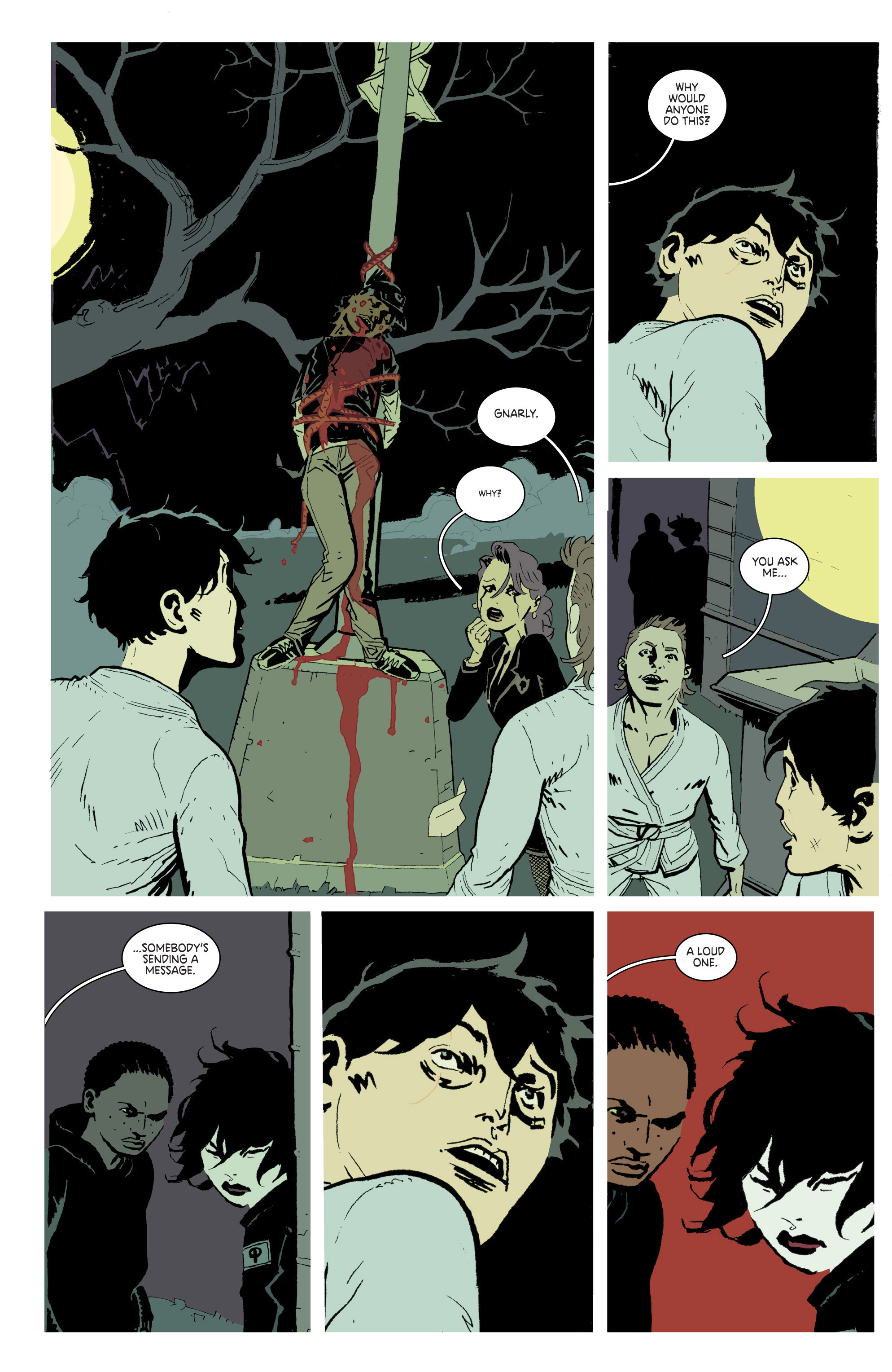 Read online Deadly Class comic -  Issue # _TPB 3 - 89