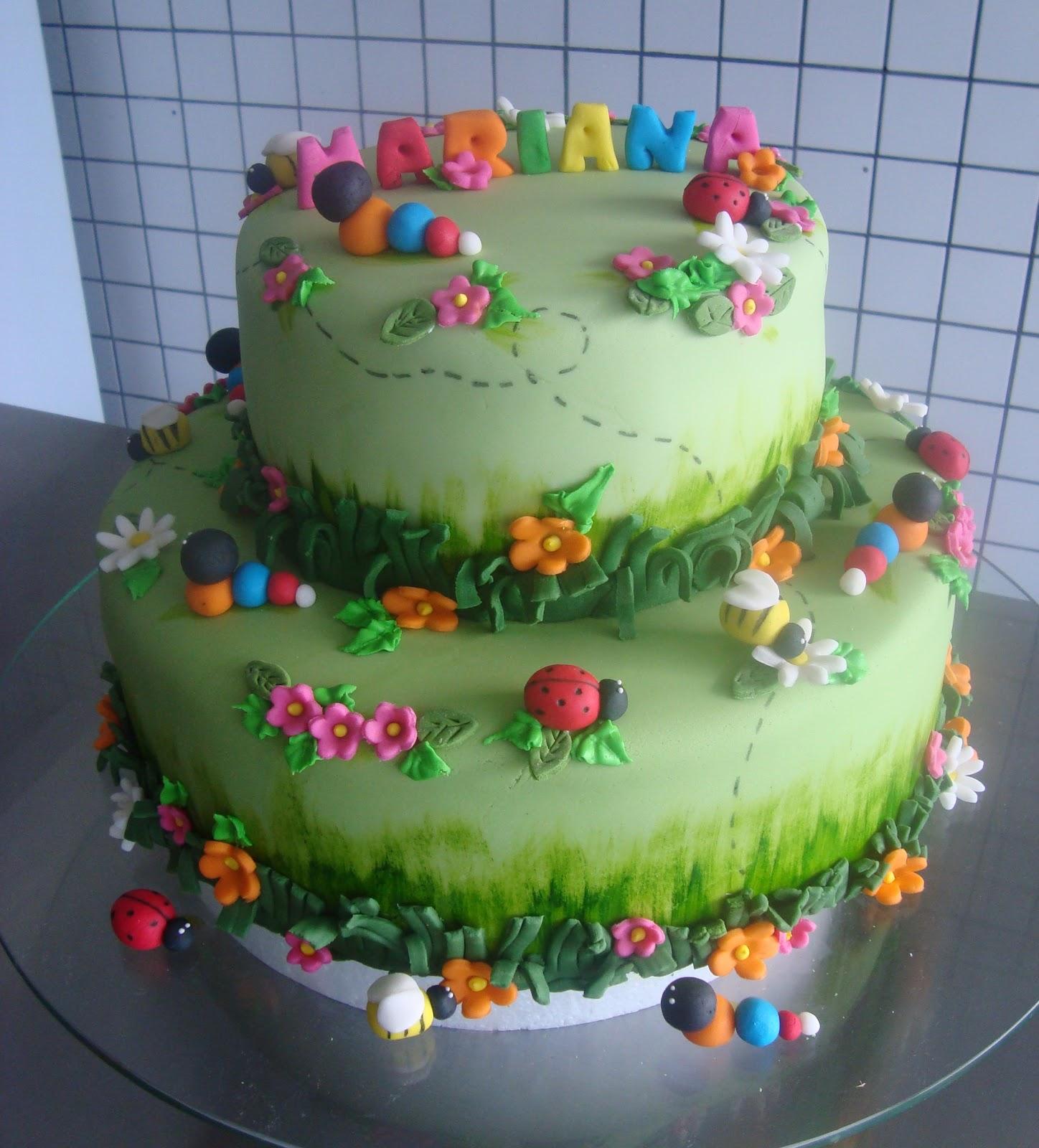 Vivi Costa cake designer Jardim encantado