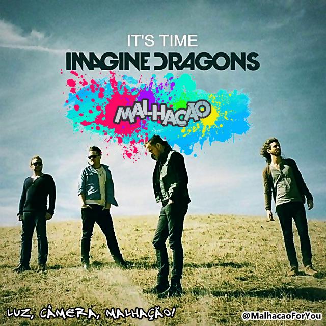"""Warrior Imagine Dragons 320kbps Download: Luz, Câmera, Malhação!: Download: Baixe A Música """"It"""