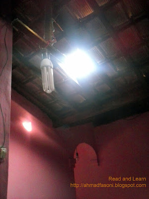 Kilau Matahari Menyelinap ke dalam Rumah [Gallery]