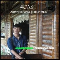 OAS * ALBAY * PHILIPPINES