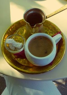 Greek coffee,picture courtesy of Google