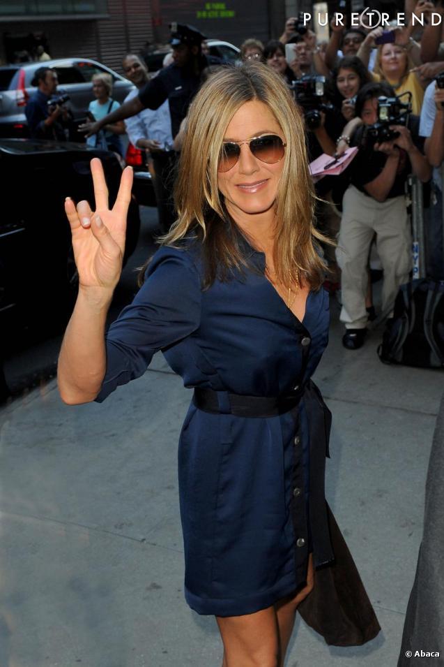 Celebrities Looks Jennifer Aniston Mi Outfit Favorito