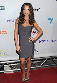 Celebrities Bandage Dresses, Kelly Monaco Bandage Dresses Pics