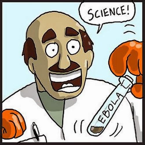 La ciencia es asombrosa! Sé un científico!